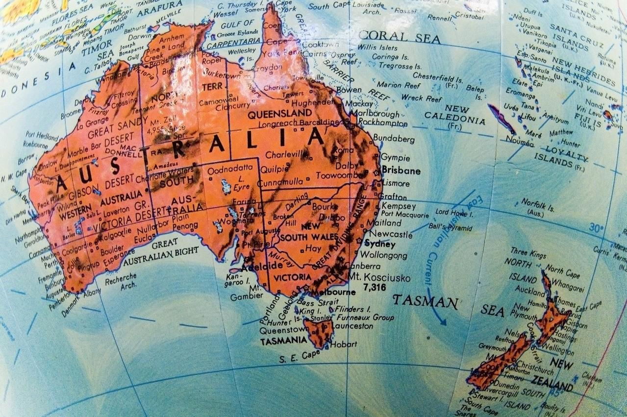 Wspaniała Australia