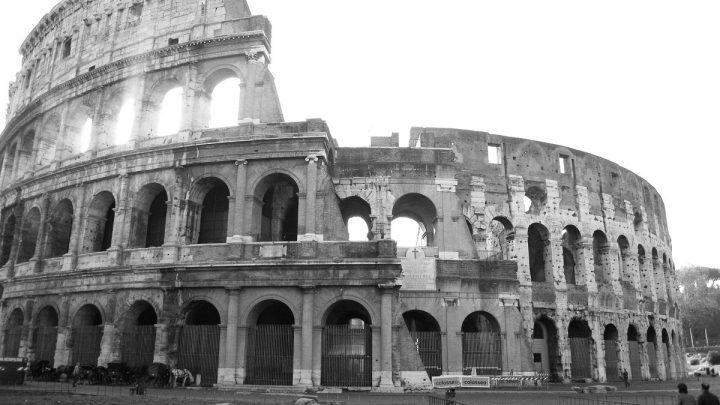 Najstarsze miejsce w Rzymie